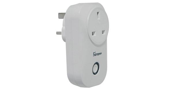 SONOFF S20 UK Smart Home Socket WiFi - Ασύρματη Εξύπνη Μπρίζα UK  48454