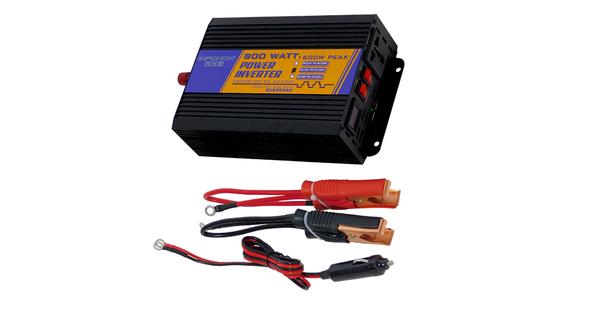 Inverter Τροποποιημένου Ημίτονου 24 Volt DC σε 220 Volt AC 800 Watt  67435