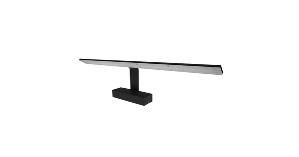 LED Φωτιστικό Τοίχου Αρχιτεκτονικού Φωτισμού 58cm Καθρέπτη / Πίνακα Μαύρο IP54 14 Watt SMD Φυσικό Λευκό  93346