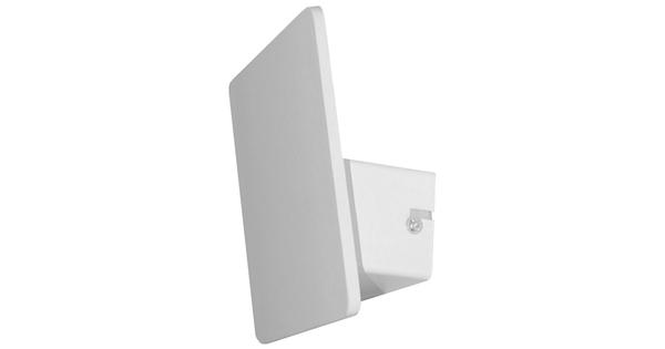 LED Φωτιστικό Τοίχου Απλίκα Αρχιτεκτονικού Φωτισμού Square Back Light Λευκό IP54 10 Watt CREE Θερμό Λευκό  93050
