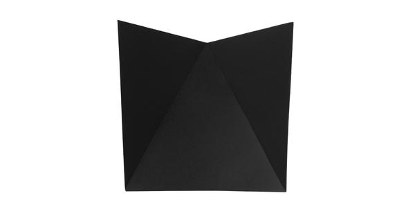 LED Φωτιστικό Τοίχου Απλίκα STEALTH Αρχιτεκτονικού Φωτισμού Μαύρο IP65 10 Watt CREE Ψυχρό Λευκό  96506