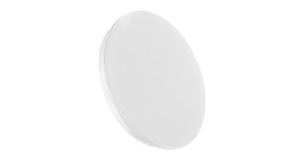LED Πλαφονιέρα Οροφής Φ26cm 20 Watt 1820 Lumen Αδιάβροχη IP54 Θερμό Λευκό 3000k  05551