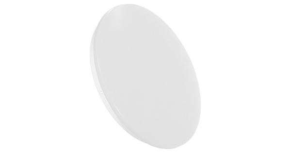 LED Πλαφονιέρα Οροφής Φ33cm 30 Watt 2830 Lumen Αδιάβροχη IP54 Φυσικό Λευκό 4500k GloboStar 05555