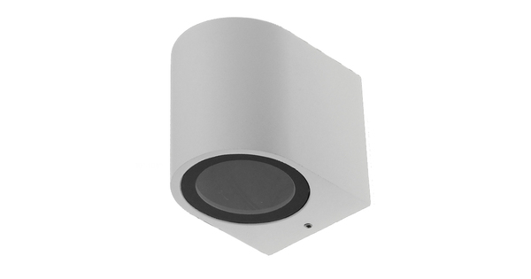 LED Φωτιστικό Τοίχου Αρχιτεκτονικού Φωτισμού Λευκό Down GU10 IP65  90094
