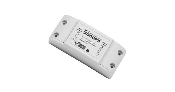 SONOFF Basic Smart Home Switch WiFi - Ασύρματος Έξυπνος Διακόπτης  48455