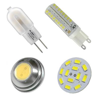 LED Λάμπες G4 - G9