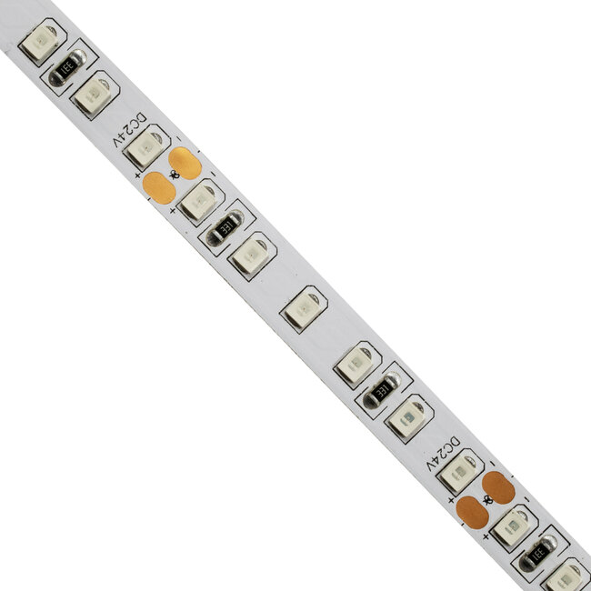 GloboStar® 70235 Ταινία LED SMD 2835 5m 8W/m 120LED/m 960 lm/m 120° DC 24V IP20 Πράσινο - 3