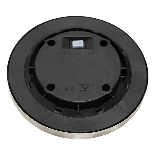 GloboStar® 71504 Αυτόνομο Ηλιακό Φωτιστικό Κήπου LED SMD 3W 200 lm με Ενσωματωμένη Μπαταρία 600mAh - Φωτοβολταϊκό Πάνελ με Αισθητήρα Ημέρας-Νύχτας IP65 Ψυχρό Λευκό 6000k - 4
