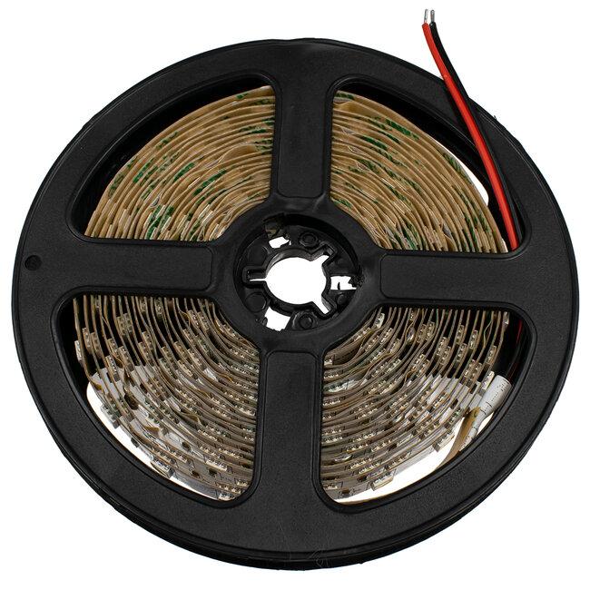 GloboStar® 70222 Ταινία LED SMD 5050 5m 14.4W/m 60LED/m 1648 lm/m 120° DC 24V IP20 Θερμό Λευκό 3000K - 5 Χρόνια Εγγύηση - 4