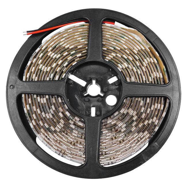 GloboStar® 70125 Ταινία LED SMD 5050 5m 14.4W/m 60LED/m 1454 lm/m 120° DC 12V Αδιάβροχη IP65 Πράσινο - 5 Χρόνια Εγγύηση - 4