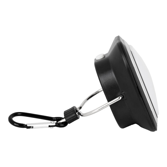 GloboStar® 71486 Αυτόνομο Ηλιακό Φωτιστικό Λάμπα - Φανάρι Camping LED SMD 10W 1000lm με USB PowerBank & Ενσωματωμένη Μπαταρία 1200mAh - Φωτοβολταϊκό Πάνελ με Αισθητήρα Ημέρας-Νύχτας και Διακόπτη ON/OFF IP54 Ψυχρό Λευκό 6000K - 4