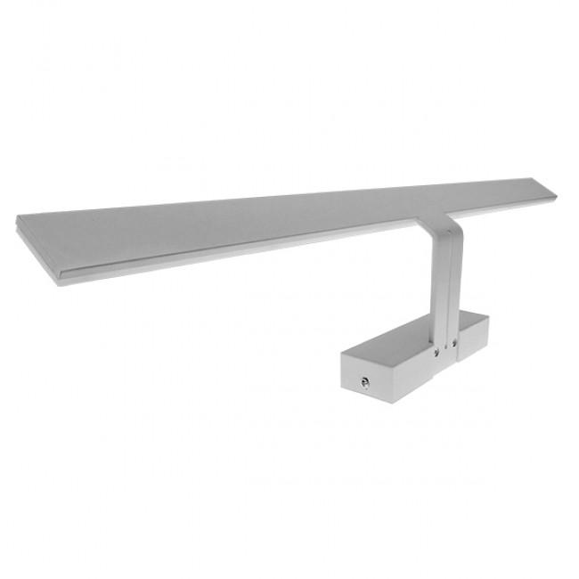 LED Φωτιστικό Τοίχου Αρχιτεκτονικού Φωτισμού 58cm Καθρέπτη / Πίνακα Λευκό IP54 14 Watt SMD Φυσικό Λευκό GloboStar 93334 - 3