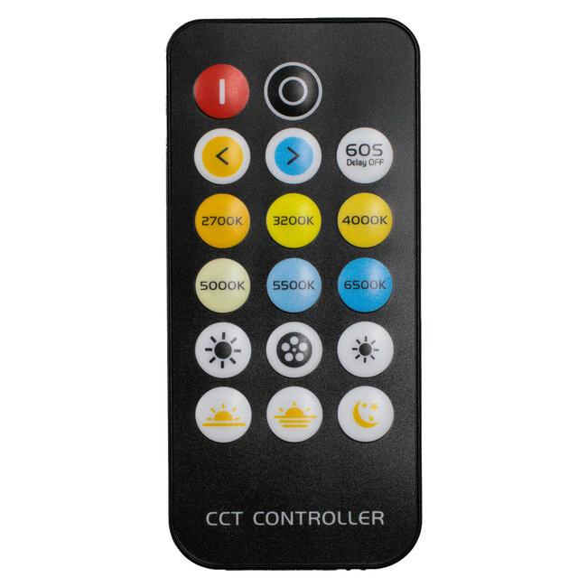 73356 Ασύρματο LED CCT Controller με Χειριστήριο RF 2.4Ghz DC 5-24V Max 144W - 4