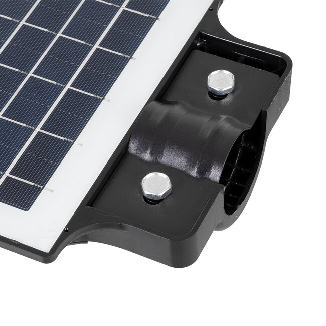 71550 Αυτόνομο Ηλιακό Φωτιστικό Δρόμου Street Light All In One LED SMD 50W 4000lm με Ενσωματωμένη Μπαταρία Li-ion 4500mAh - Φωτοβολταϊκό Πάνελ με Αισθητήρα Ημέρας-Νύχτας PIR Αισθητήρα Κίνησης και Ασύρματο Χειριστήριο RF 2.4Ghz Αδιάβροχο IP - 11