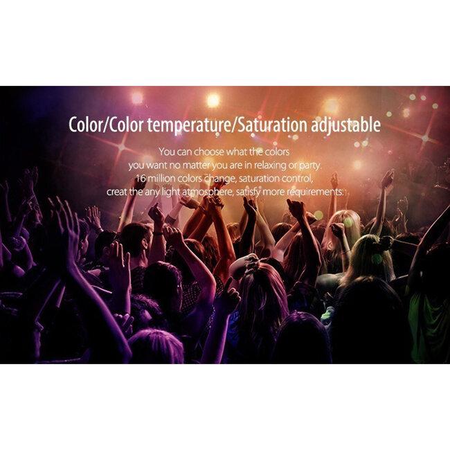 GloboStar® 73426 Ασύρματο Χειριστήριο Αφής έως 8 Group Wireless RF 2.4Ghz LED RGBW+WW Smart Touch Panel 8-Zone Mi-Light FUT089 433MHz RF 2.4G - 10