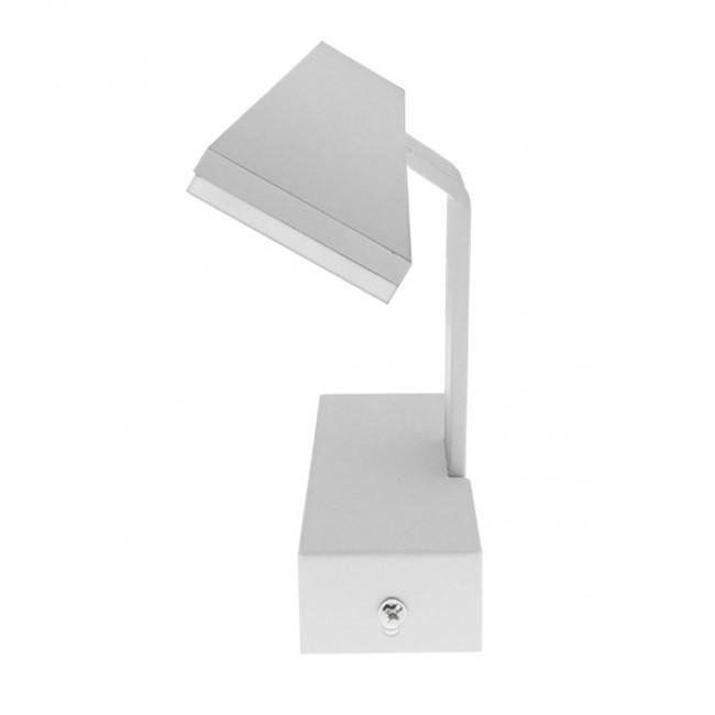 LED Φωτιστικό Τοίχου Αρχιτεκτονικού Φωτισμού 42cm Καθρέπτη / Πίνακα Λευκό IP54 12 Watt SMD Φυσικό Λευκό GloboStar 93331 - 2