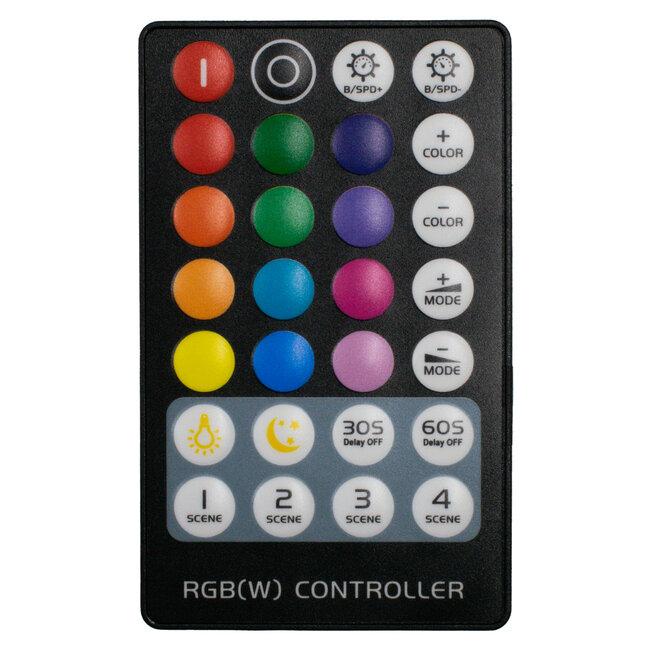 73429 Ασύρματος LED RGB Controller με Χειριστήριο RF 2.4Ghz DC 5-24V Max 144W - 4