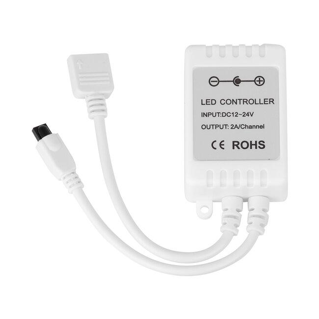 73403 Ασύρματος LED RGB Controller με Χειριστήριο IR DC 12-24V Max 144W - 3