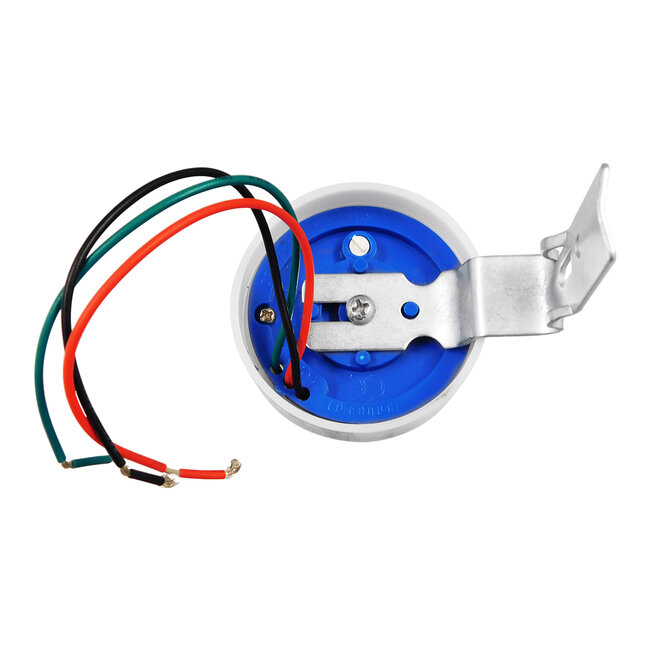 GloboStar® 75703 Αισθητήρας Φωτοκύτταρο Ημέρας-Νύχτας Day-Night Sensor 360° AC 230V Max 2200W - 8