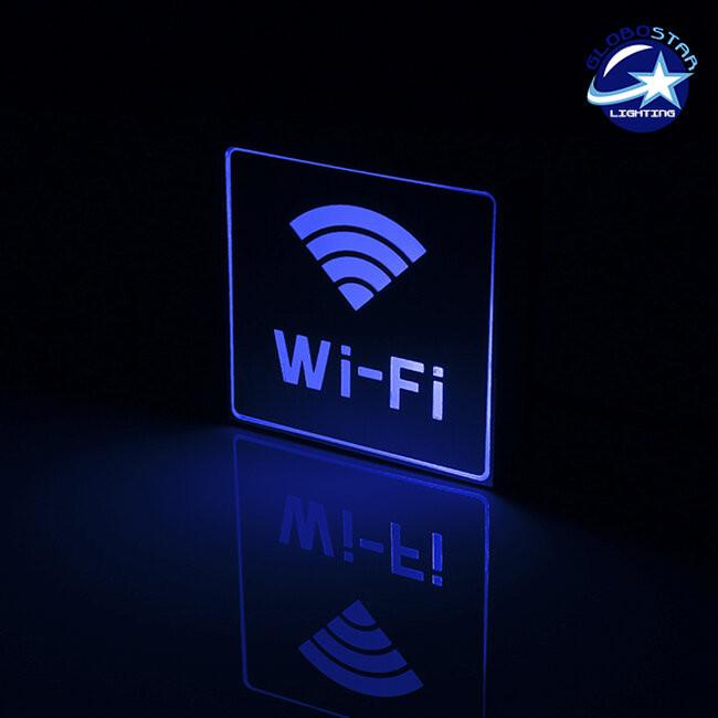 Φωτιστικό LED Σήμανσης Αλουμινίου WiFi GloboStar 75504 - 2
