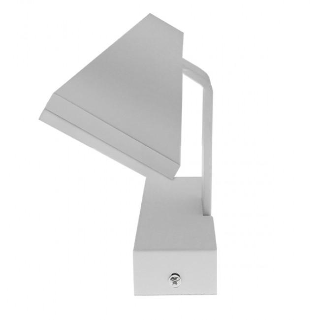 LED Φωτιστικό Τοίχου Αρχιτεκτονικού Φωτισμού 58cm Καθρέπτη / Πίνακα Λευκό IP54 14 Watt SMD Φυσικό Λευκό GloboStar 93334 - 2