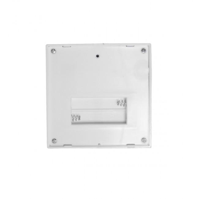 Σετ Ασύρματο RF 2.4G LED Controller Τοίχου Αφής RGB 12-24 Volt 432/864 Watt για Τρία Group  04053 - 9