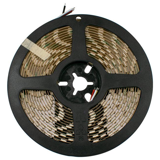 GloboStar® 70266 Ταινία LED SMD 5050 RGBW + WW 5in1 5m 18W/m 72LED/m 120° DC 24V IP20 1150lm/m Ψυχρό Λευκό 6000k & 1050lm/m Θερμό Λευκό 3000k & 900lm/m RGB - 4