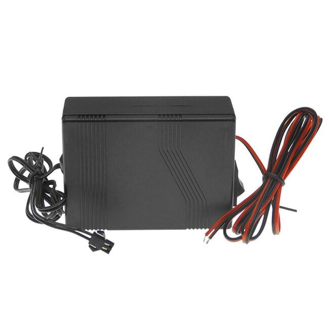 Controller για Εύκαμπτο Φωτιζόμενο Καλώδιο Neon έως 100 Μέτρα 12 Volt DC GloboStar 08013 - 5