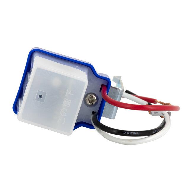 GloboStar® 75702 Αισθητήρας Φωτοκύτταρο Ημέρας-Νύχτας Day-Night Sensor 360° AC 230V Max 2200W - 6