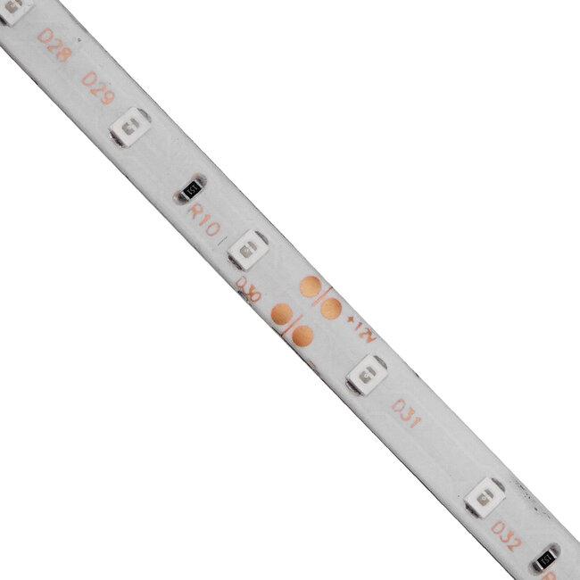 GloboStar® 70105 Ταινία LED SMD 3528 5m 4.8W/m 60LED/m 412 lm/m 120° DC 12V Αδιάβροχη IP65 Πράσινο - 5 Χρόνια Εγγύηση - 3