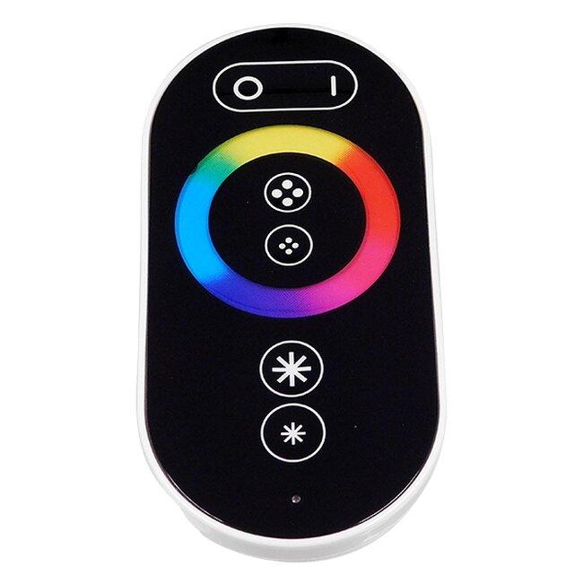 73410 Ασύρματος LED RGB Controller με Χειριστήριο Αφής 2.4G RF SYNC 12V (288w) - 24V (576w) DC - 3