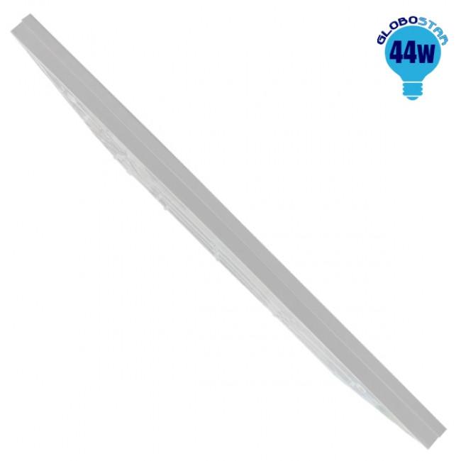 Πάνελ LED Οροφής 60x60cm 44W 230v 3900lm 180° Θερμό Λευκό 3000k GloboStar 01795 - 2