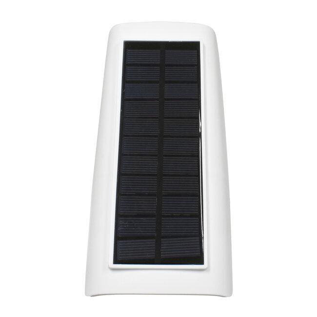 GloboStar® 71507 Αυτόνομο Ηλιακό Φωτιστικό Σχήμα Κάμερας LED SMD 20W 2000 lm με Ενσωματωμένη Μπαταρία 2600mAh - Φωτοβολταϊκό Πάνελ με Αισθητήρα Ημέρας-Νύχτας και PIR Αισθητήρα Κίνησης IP65 Ψυχρό Λευκό - 7