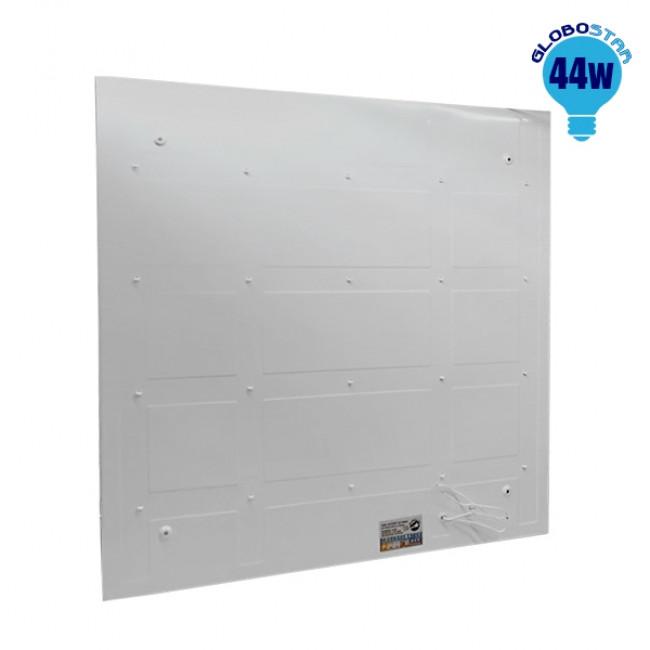 Πάνελ LED Οροφής 60x60cm 44W 230v 3900lm 180° Θερμό Λευκό 3000k GloboStar 01795 - 3