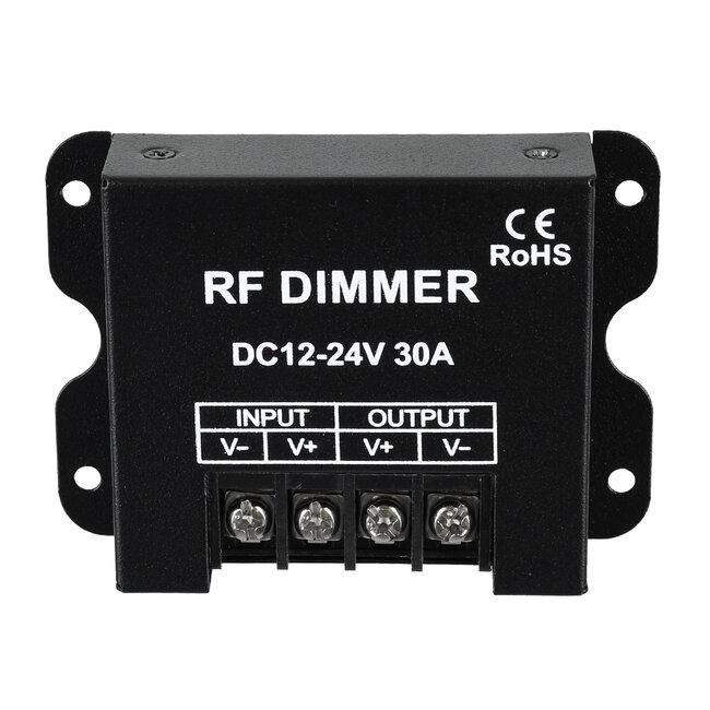 73310 Ασύρματο LED Dimmer με Χειριστήριο RF 2.4Ghz DC 12-24V 30A Max 720W - 4