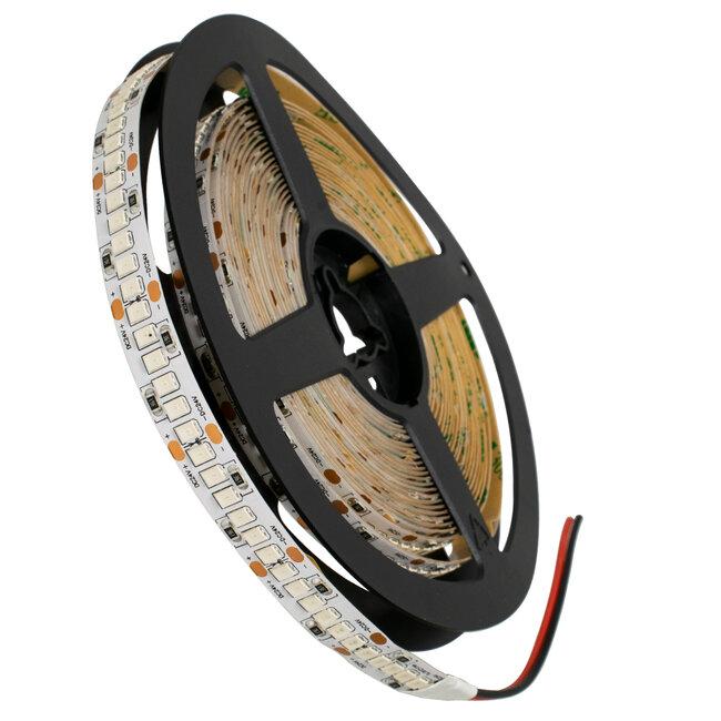 GloboStar® 70244 Ταινία LED SMD 2835 5m 16W/m 240LED/m 1920 lm/m 120° DC 24V IP20 Κόκκινο - 2
