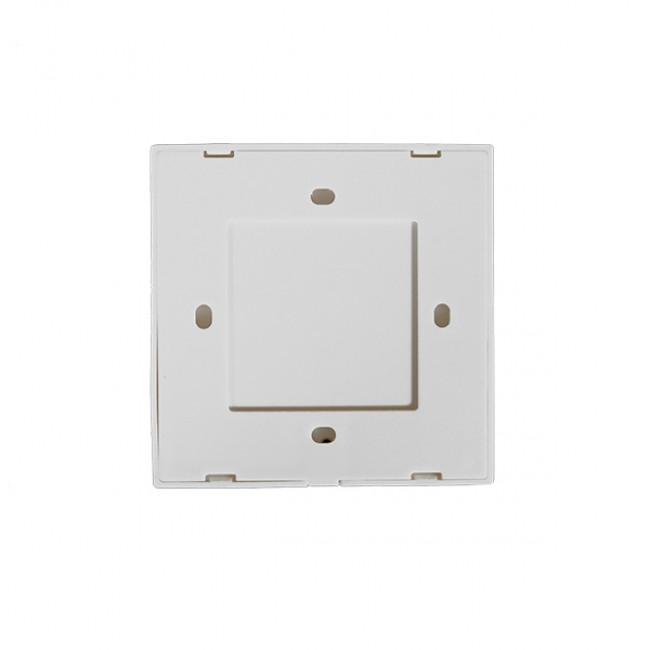 Σετ Ασύρματο RF 2.4G LED Controller Τοίχου Αφής RGB 12-24 Volt 432/864 Watt για Τρία Group  04053 - 8